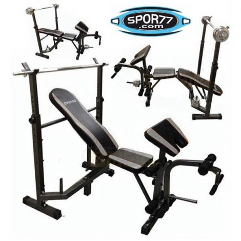 AYARLANABİLİR BENCH PRESS SEHPASI - JL-MG02